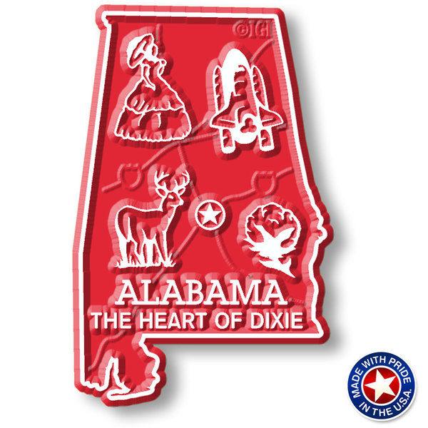 Alabama State Magnet